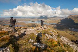 Fotoreisen in Schottland, Assynt Fotoreise