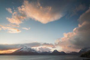Elgol Panorama, Isle of Skye, Schottland