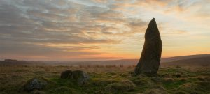 Standing Stones Sunrise
