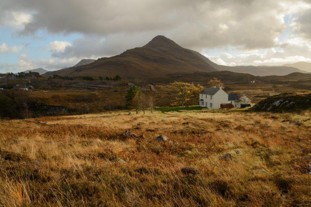Balgy Lodge, Torridon Fotoreise, Schottland