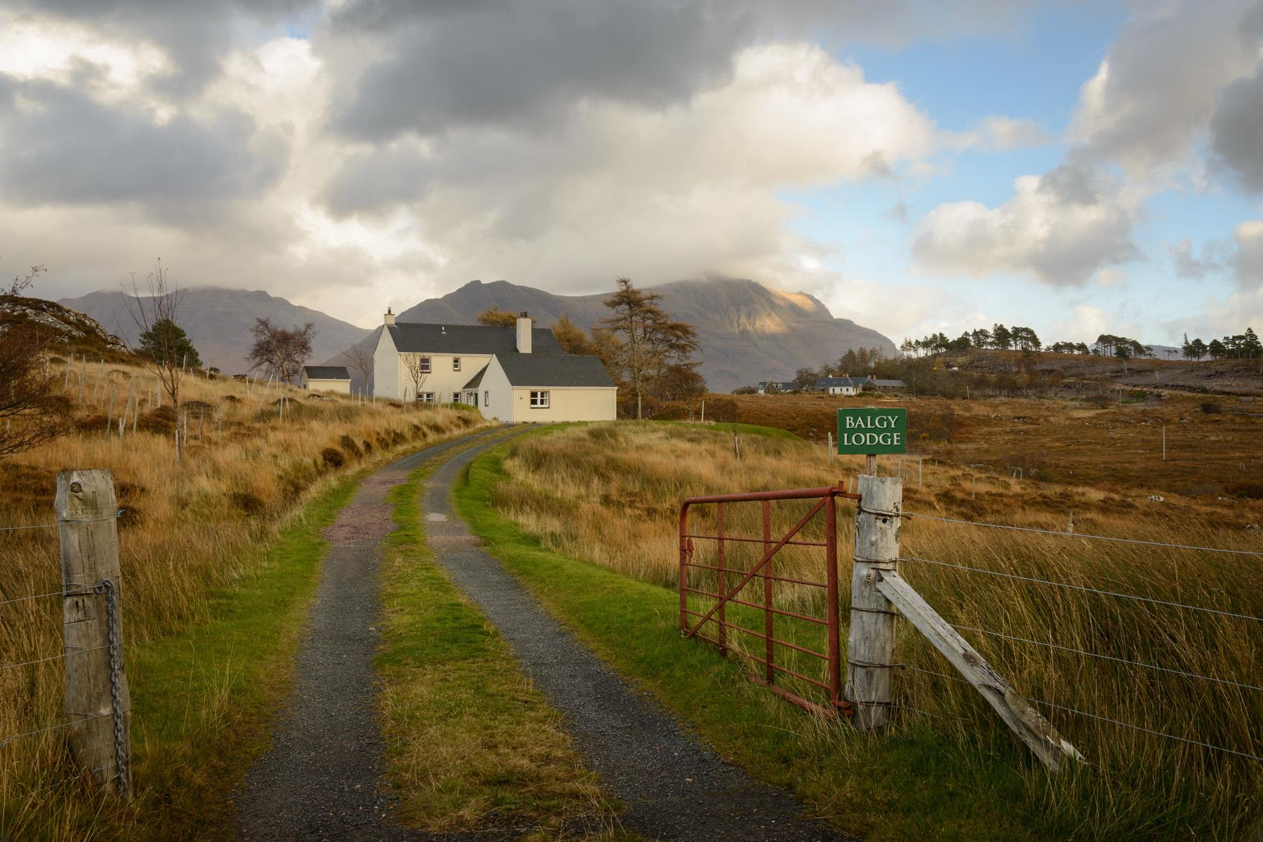 Balgy Lodge, Torridon