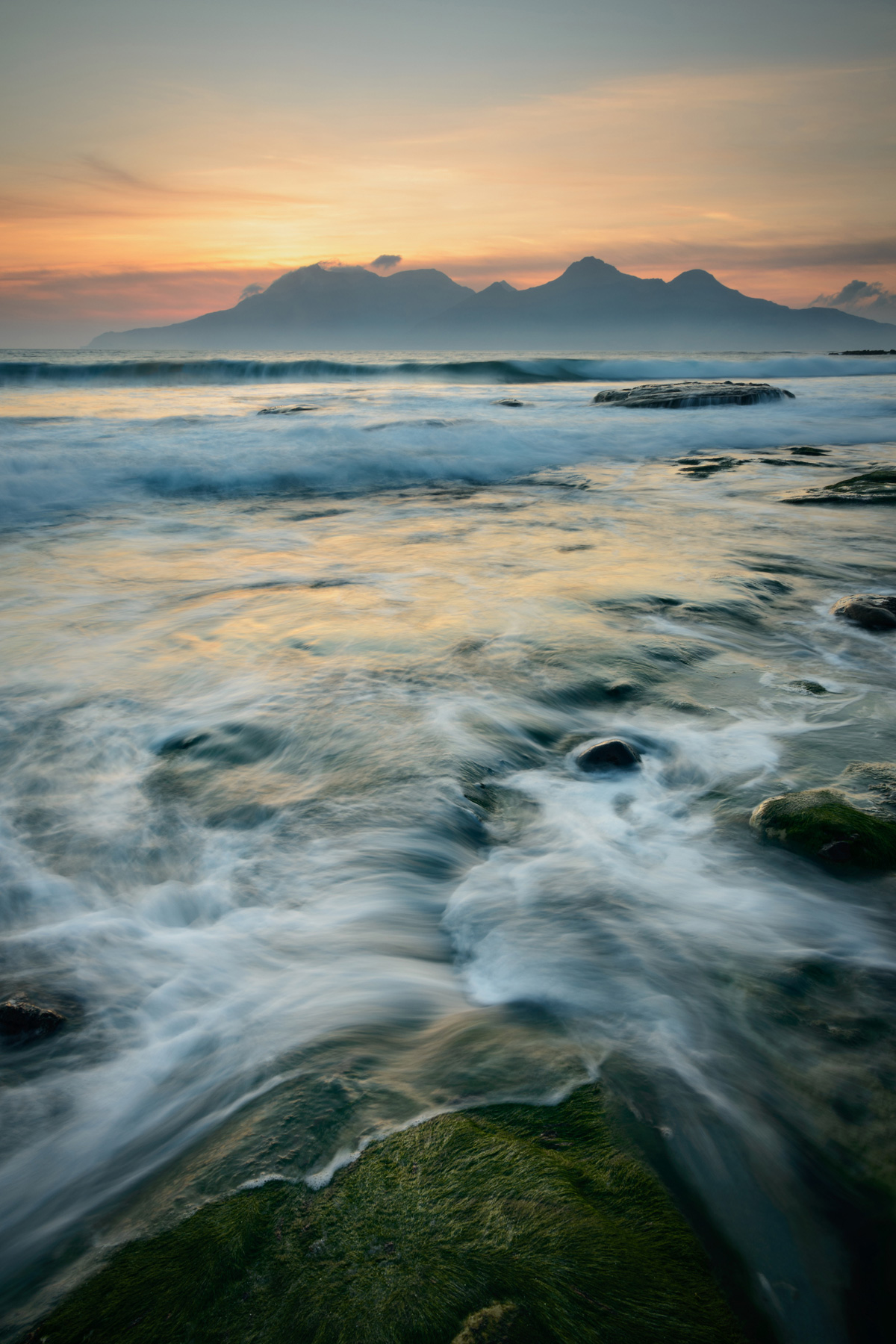 Tagesende, Rum, Schottland