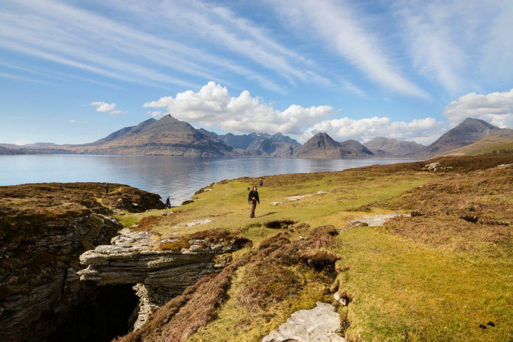 Elgol, Insel Skye, Schottland