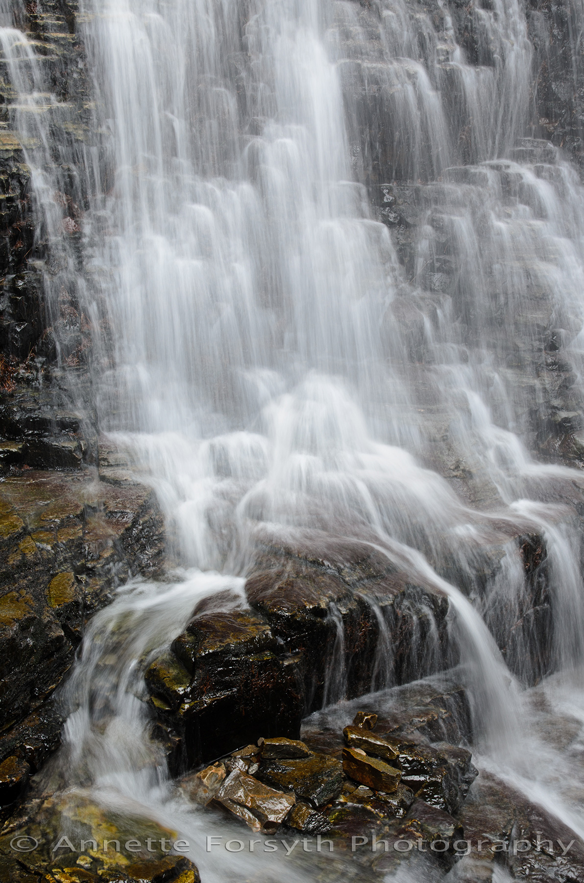Lael Forest Waterfall