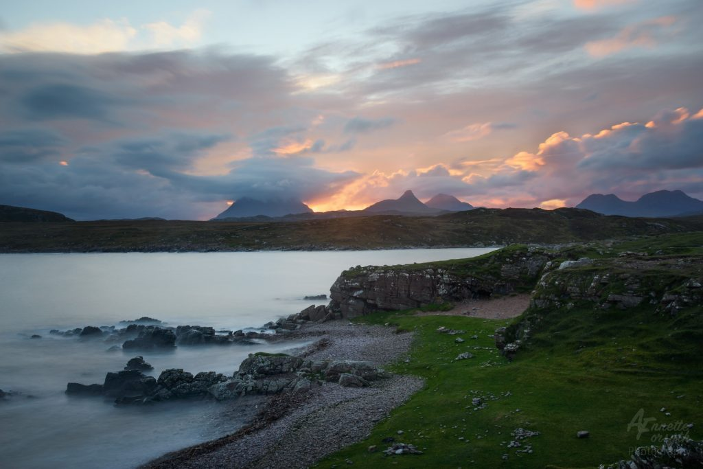 Morning after the storm, Achnahaird