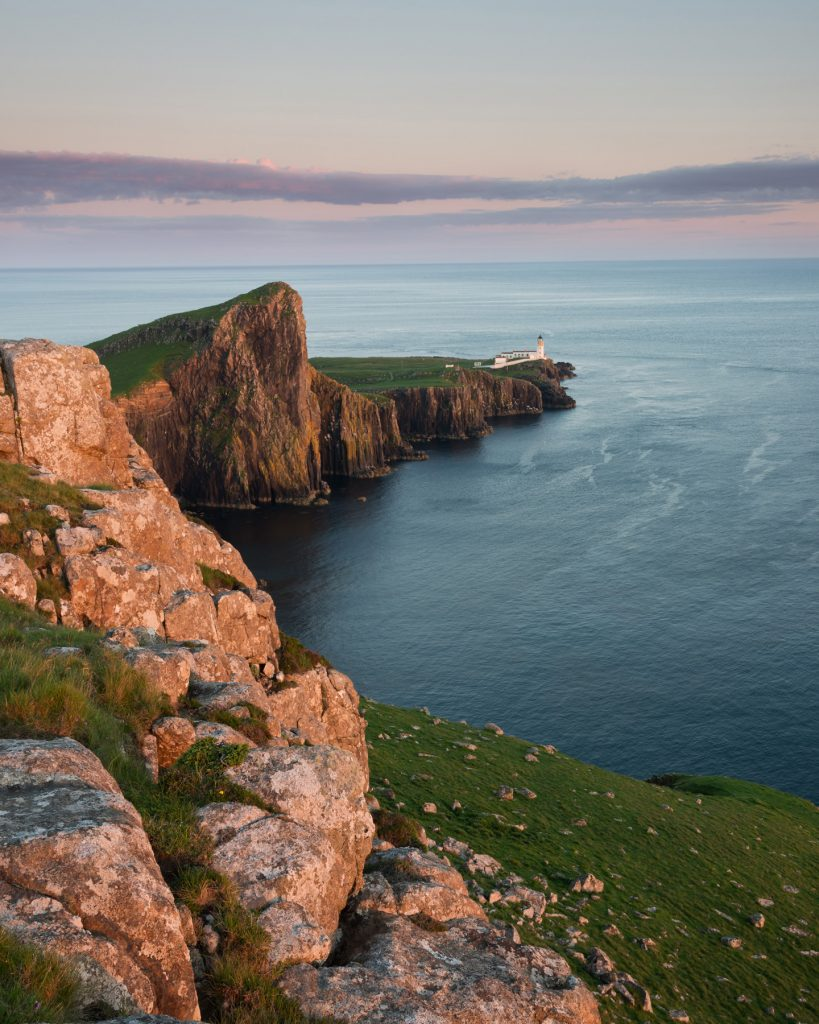 Neist Point Sonnenuntergang
