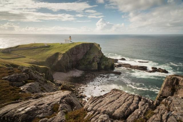 Stoer Lighthouse, Scotland