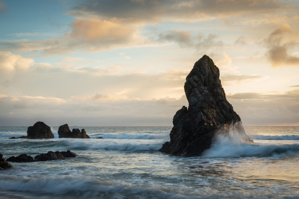 Sonnenaufgang Nordküste