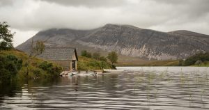 Arkle an Loch Stack