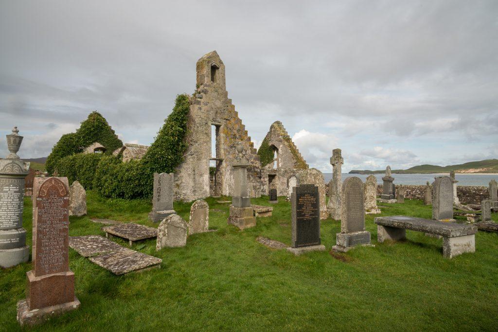 Friedhof von Balnakeil