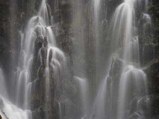 Wasserfall von Clashnessie