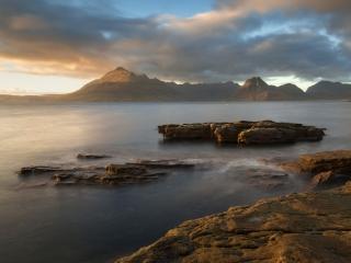 Abendstimmung, Elgol, Isle of Skye