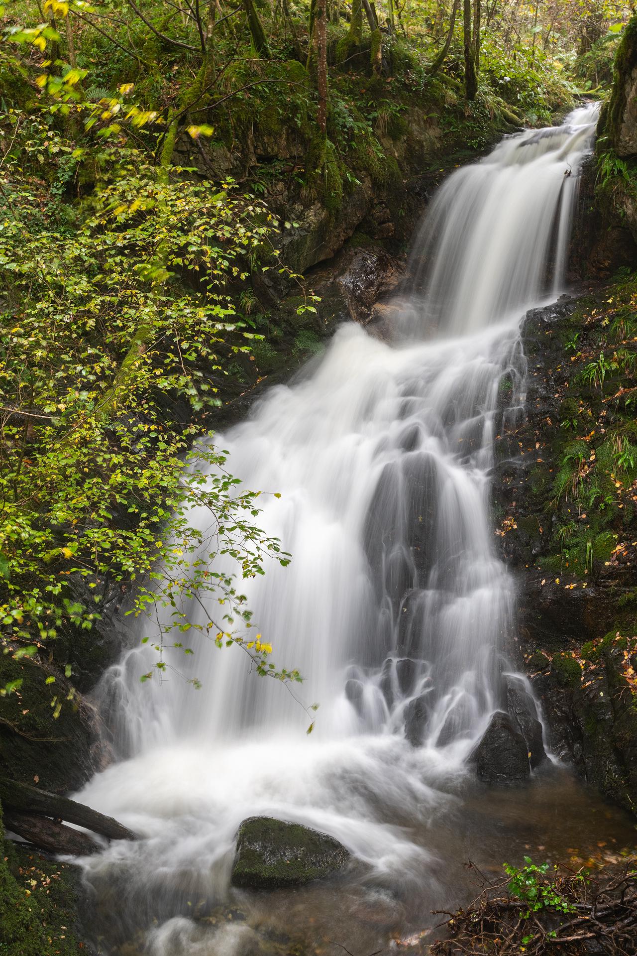 Glen Creran Falls, Glencoe Fotoreise