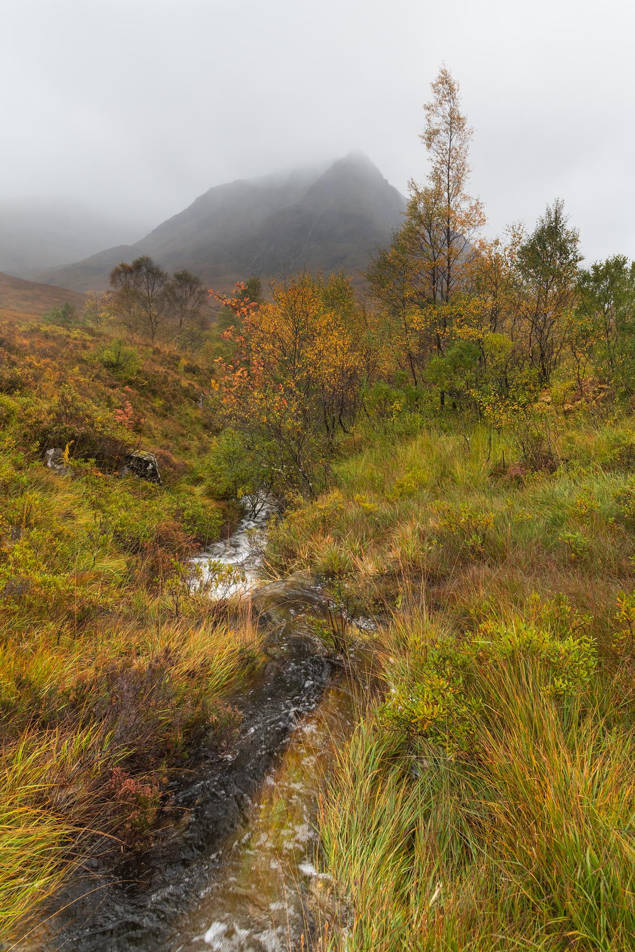 Herbststimmung, Glencoe