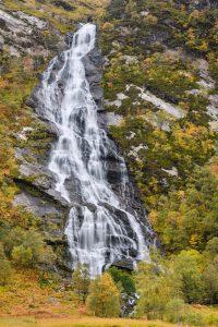 Steall Wasserfall, Glen Nevis