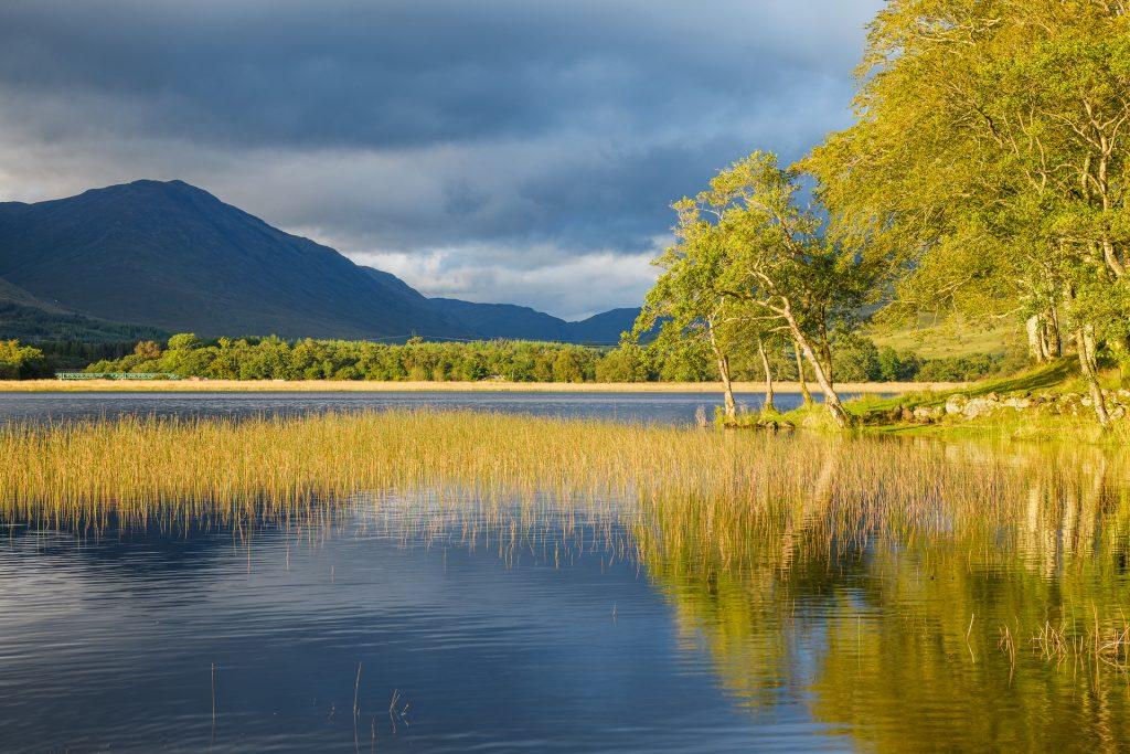 Abendlicht, Loch Awe