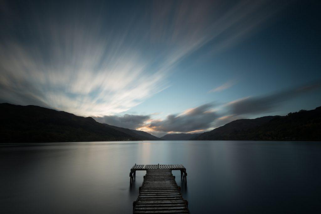 St. Fillans am Loch Earn
